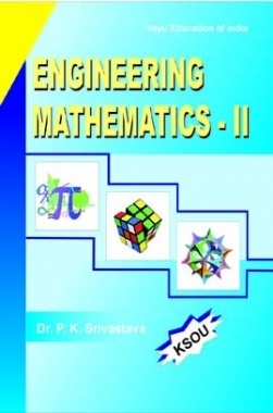Engineering Mathematics-II By Dr. P.K. Srivastava