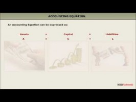 Class 11 Accounts - Accounting Equation Video by MBD Publishers