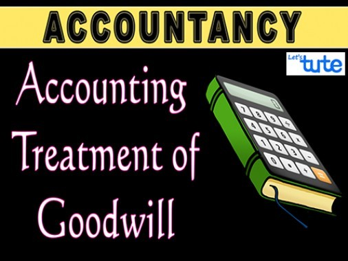 accounting essays accounting goodwill treatment The standard prescribes the accounting treatment for goodwill and discount on acquisition arising on acquisition of a business entity, or part thereof, through acquisition of the assets, or in the case of an investment in a.