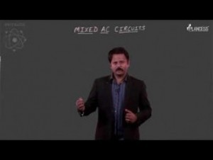 Alternating Current - Mixed AC Circuits Video By Plancess