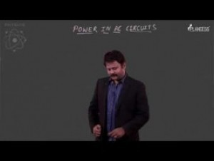 Alternating Current - Power In AC Video By Plancess