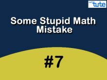 Some Stupid Math Mistake - Arithmetic Progression Video by Lets Tute