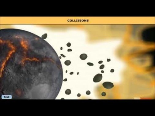Class 11 Physics - Collisions Video by MBD Publishers