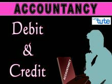 Class 11 Accountancy - Debit And Credit - Basics Of Accounting Video by Let's Tute