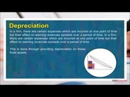 Class 11 Accounts - Depreciation Video by MBD Publishers