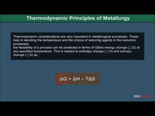 Class 12 Chemistry - Ellingham Diagrams Video by MBD Publishers