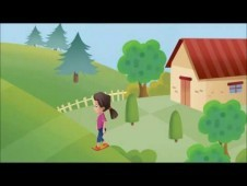 Class 9 English - Grammar Prepositions Movement Video by MBD Pub