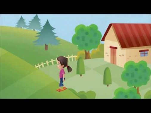 Class 9 English - Grammar Prepositions Movement Video by MBD Publishers