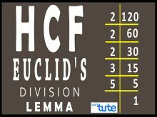 Class 10 Mathematics - HCF And Euclids Division Lemma Video by Lets Tute