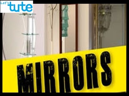 Class 9 Science - History Of Mirrors Video by Let's tute