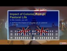 Class 9 History - Impact Of Colonial Rule On Pastoral Life Video by MBD Publishers