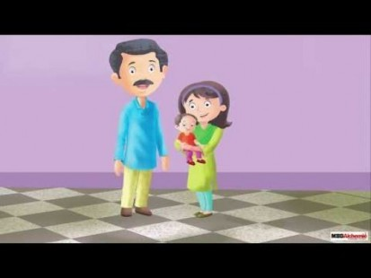 Class 9 Geography - Indias Population Composition-I Video by MBD Publishers