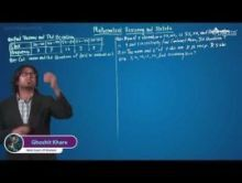 Mathematical Reasoning And Statistics - Illustration And Combined Standard Deviation Video By Plancess