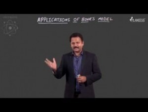 Modern Physics - Application Of Bohrs Model Video By Plancess