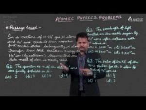 Modern Physics - Atomic Physics - Problems Video By Plancess