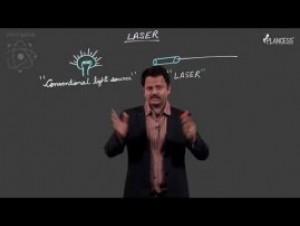 Modern Physics - Laser- Part-I Video By Plancess