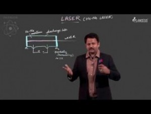 Modern Physics - Laser- Part-II Video By Plancess