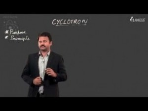 Moving Charges And Magnetism - Cyclotron Video By Plancess