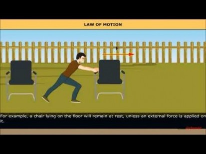 Class 11 Physics - Newtons Laws Of Motion Video by MBD Publishers