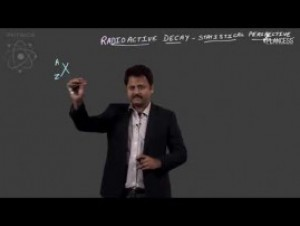 Nuclear Physics And Radioactivity - Law Of Radioactivity Video By Plancess