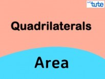 Class IX Maths - Quadrilateral - Area Video By Lets Tute