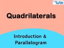 Class IX Maths - Quadrilaterals - Introduction And Parallelogram Video By Lets Tute