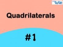 Class IX Maths - Quadrilaterals - Theorem Part I Video By Lets Tute