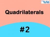 Class IX Maths - Quadrilaterals - Theorem Part II Video By Lets Tute