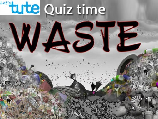 Combo : Waste Management In Science-EVS For All Grades by Let's Tute