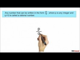 Class 9 Maths - Rational Numbers Video by MBD Publishers