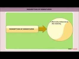 Class 12 Accounts - Redemption Of Debentures Video by MBD Publishers
