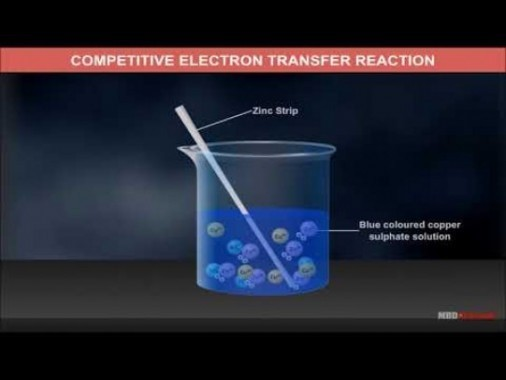 Class 11 Chemistry - Redox Reactions As Electron Transfer Reactions Video by MBD Publishers
