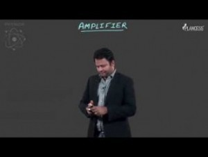 Semi-Conductor And Communication System - Amplifier Video By Plancess