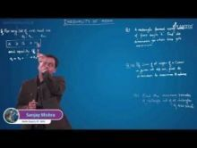 Sequences And Series - Inequalities Of Mean-II Video By Plancess