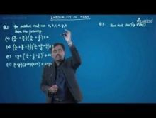 Sequences And Series - Inequalities Of Mean-III Video By Plancess