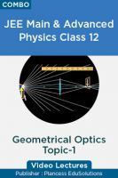 JEE Main & Advanced Physics Class 12 - Geometrical Optics Topic-1 Video Lectures By Plancess EduSolutions