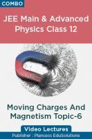 JEE Main & Advanced Physics Class 12 - Moving Charges And Magnetism Topic-6 Video Lectures By Plancess EduSolutions