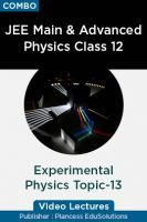 JEE Main & Advanced Physics Class 12 - Experimental Physics Topic-13 Video Lectures By Plancess EduSolutions